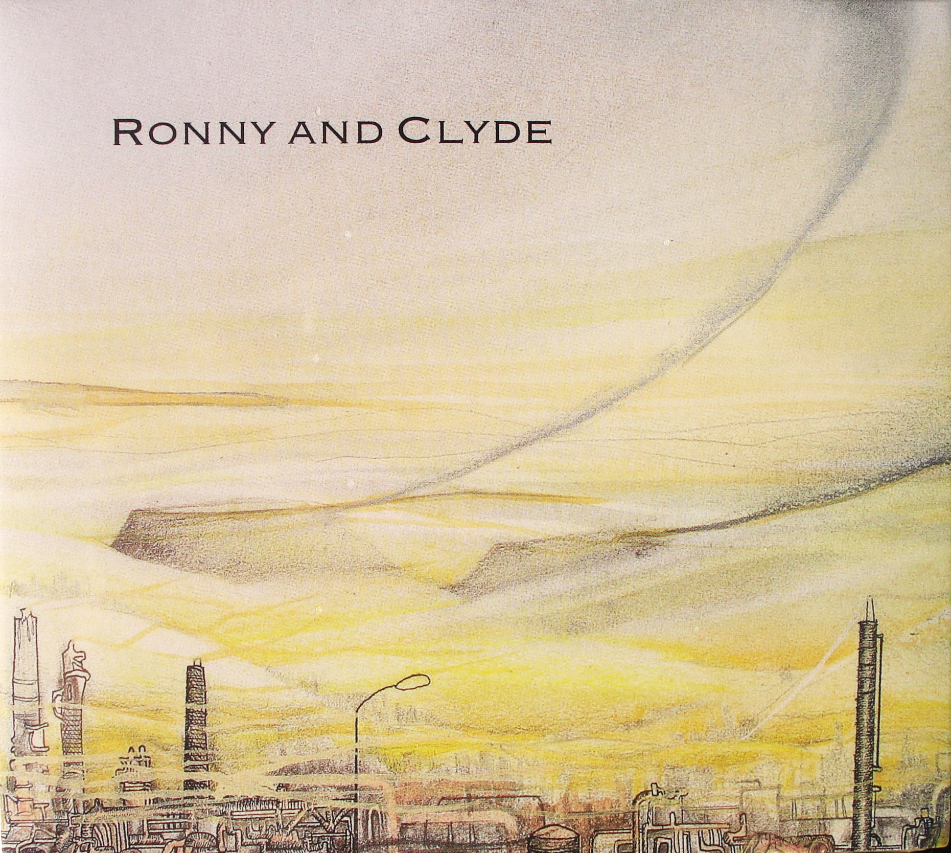 Ronny and Clyde